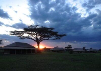 Mbugani Migration Camp