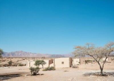 Agama Lodge, Solitaire