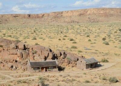 Gondwana Canyon Village