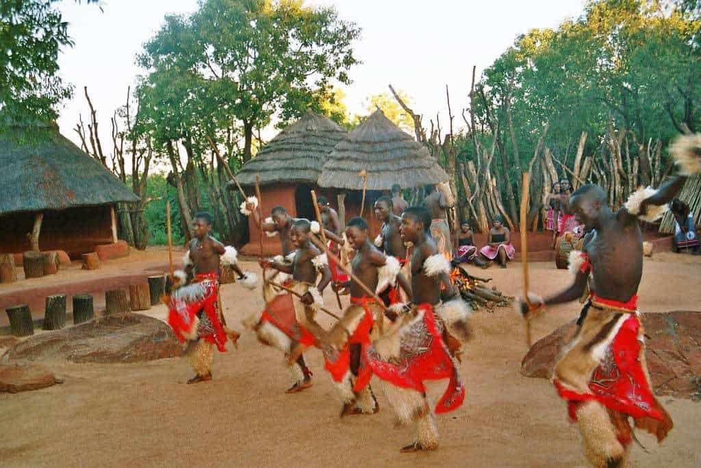 Tsonga stammen