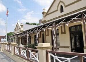 paul krüger house