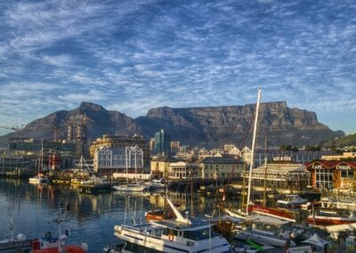 Rejse til Cape Town & Victoria Falls