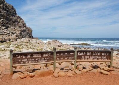 Sydafrika: Safari, Garden Route & Cape Town