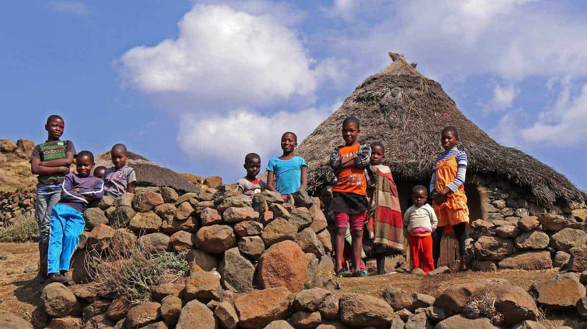 Suveræne Sydafrika: En verden i ét land
