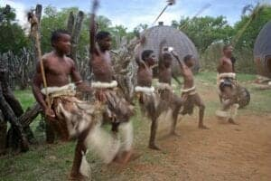 zulu dans