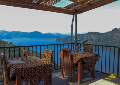 Lake Mulehe Gorilla Lodge