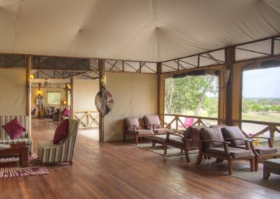 Naserian Mara Camp