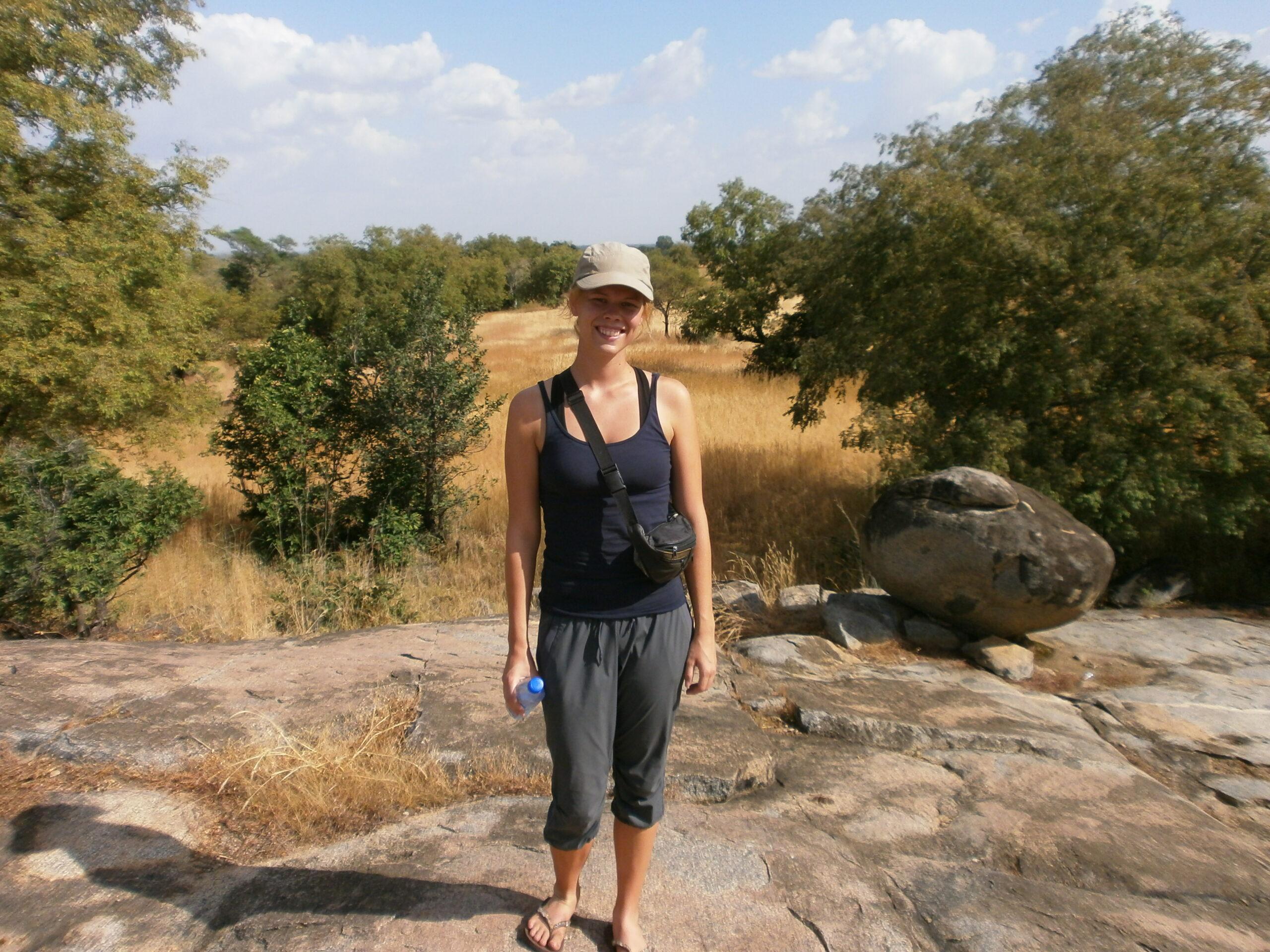 Lauras besøg i Ghana